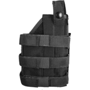 Uncle Mike's Law Enforcement Universal Holster w/ Molle System - Black or OD Green
