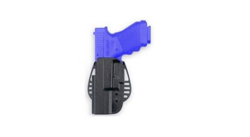 Uncle Mike's Law Enforcement Kydex Paddle Holsters